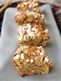 Honey Banana Cake (Paleo, GF) | Perchance to Cook, www.perchancetocook.com