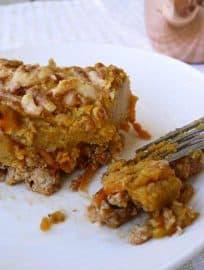 St. Patrick's Day Menu:Paleo Shepherd's Pie (GF) | Perchance to Cook, www.perchancetocook.com