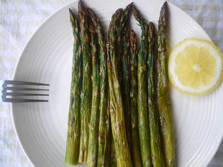 how to cook tender asparagus