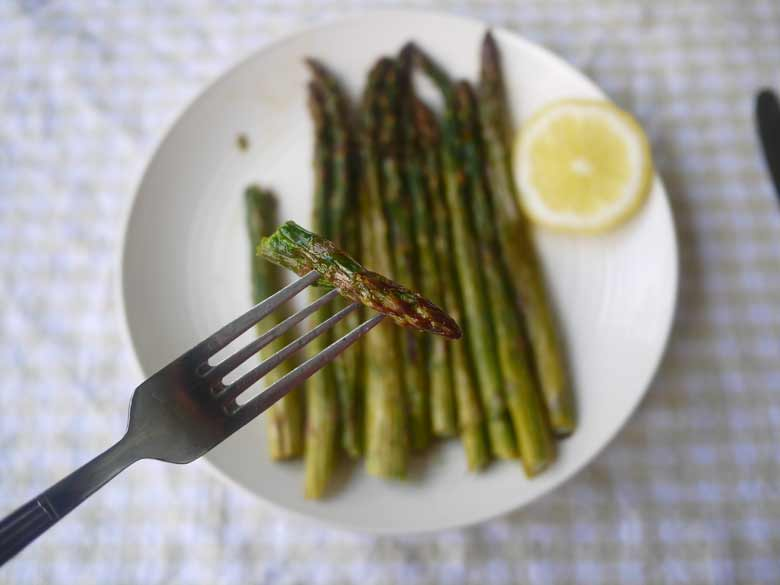 how to make good cook asparagus
