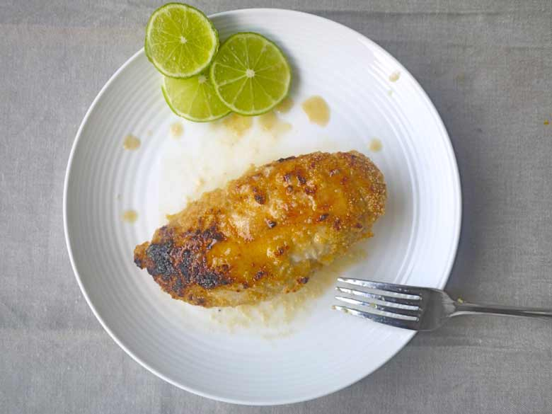 Key Lime Pie Chicken (Paleo, gluten-free, delicious) | Perchance to Cook
