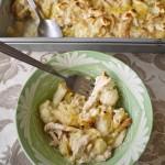Creamy-Spaghetti-Squash-Chicken-Casserole-paleo-6