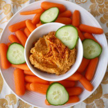 Mediterranean Hummus (paleo, GF)| Perchance to Cook, www.perchancetocook.com