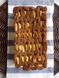 Applesauce Cake (paleo, GF) | Perchance to Cook, www.perchancetocook.com