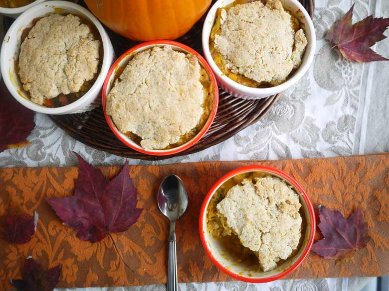 Pumpkin pot pie paleo gf perchance to cook for Bella personal pie maker recipes