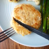 Paleo Chicken Burgers (GF) | Perchance to Cook, www.perchancetocook.com