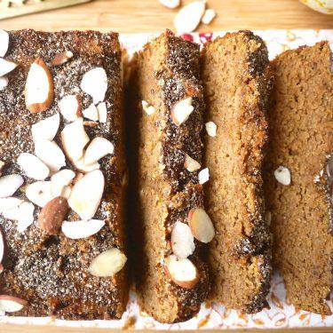 Paleo Pumpkin Bread (GF, grain-free)| Perchance to Cook, www.perchancetocook.com