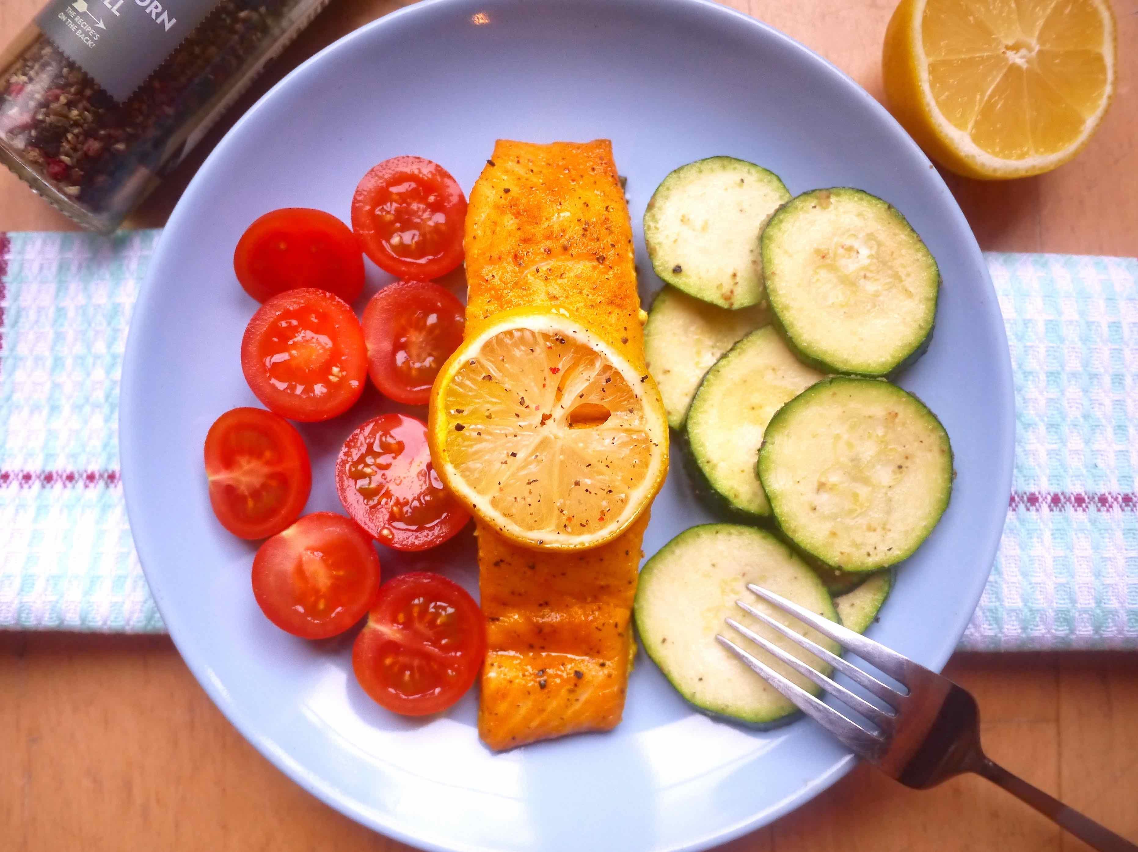Salmon Recipe Sweetlemonpepperturmericsalmonpaleoperchancetocook1