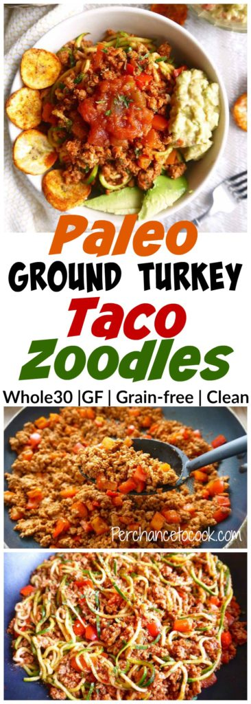 how to cook turkey meat for tacos