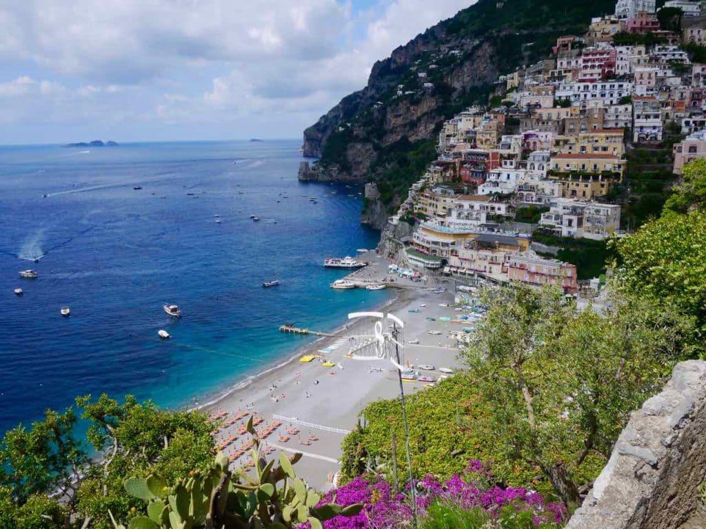 Amalfi coast honeymoon part 1 positano perchance to cook for Amalfi to positano