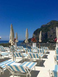 Amalfi Coast Honeymoon, Part 3: Capri | Perchance to Cook, www.perchancetocook.com