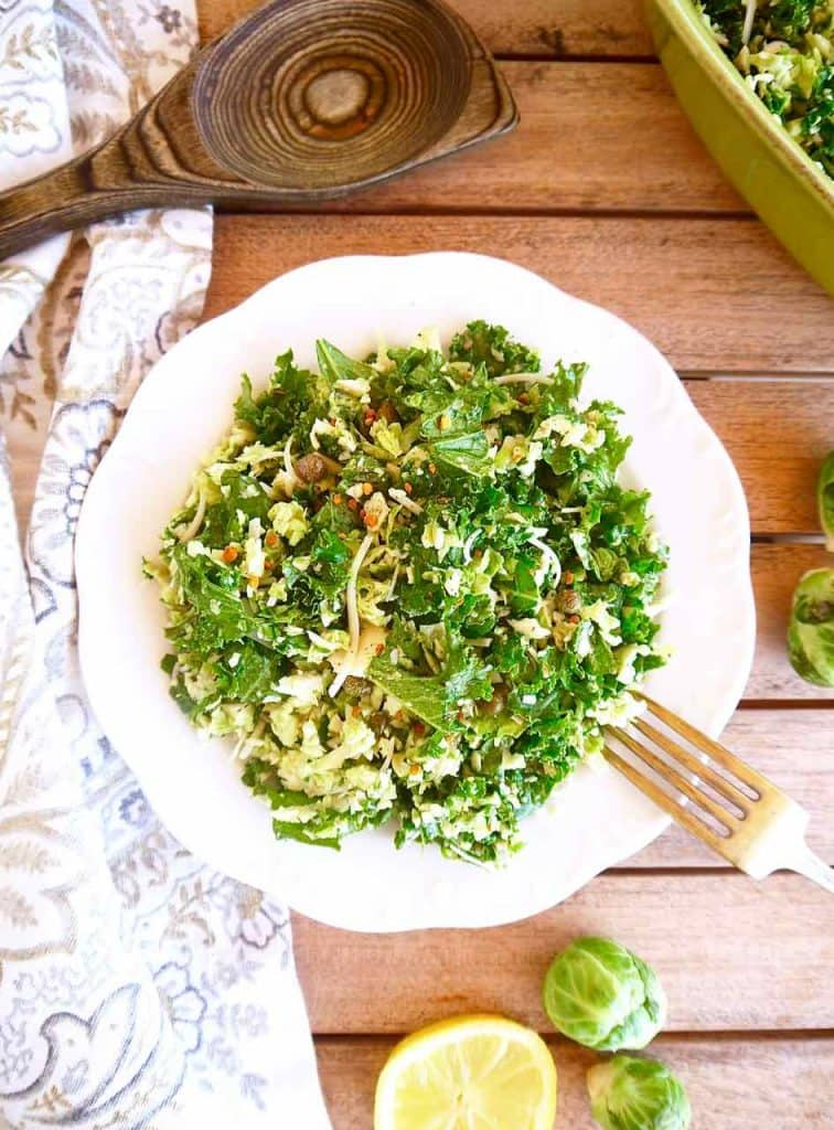 How To Shred Kale In Food Processor