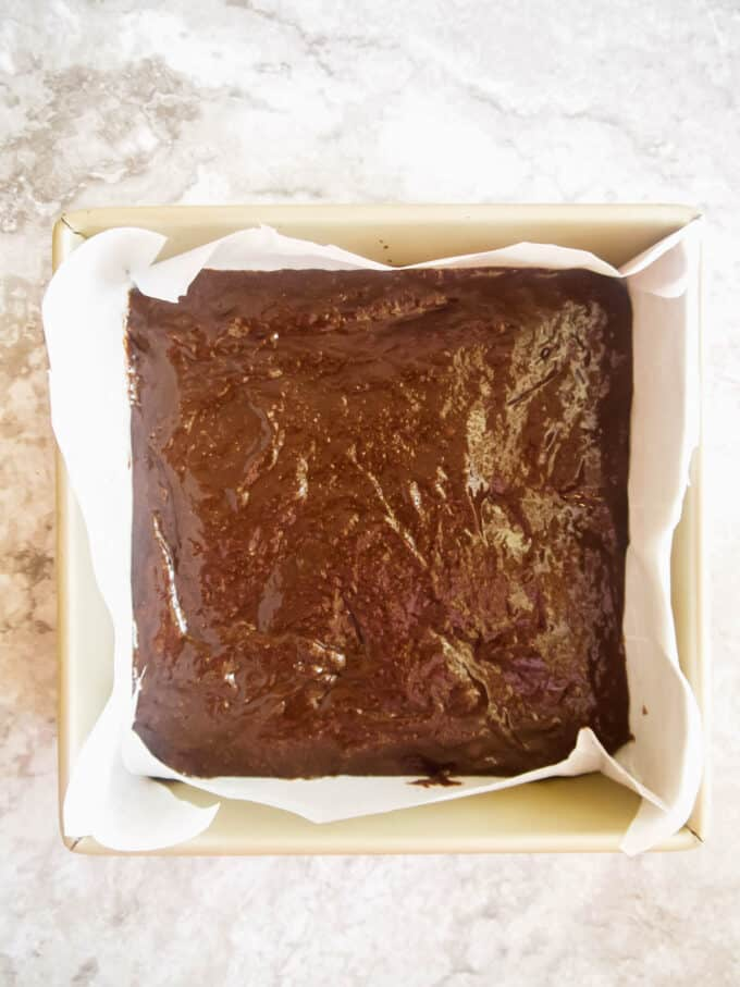 Paleo Almond Butter and Jelly Brownies   Perchance to Cook, www.perchancetocook.com