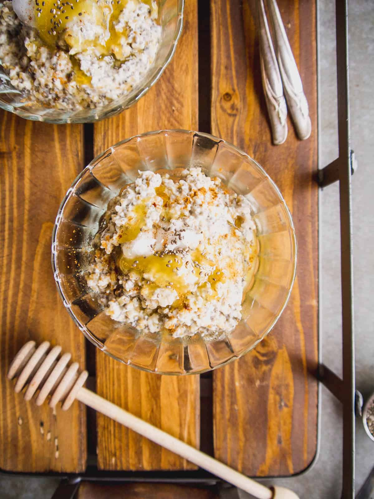 how to cook steel cut oats with coconut milk