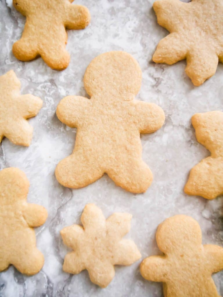 Paleo Cut Out Cinnamon Maple Sugar Cookies Gf Perchance To Cook