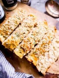 Paleo Honey Sesame Turkey Meatloaf (GF) | Perchance to Cook, www.perchancetocook.com