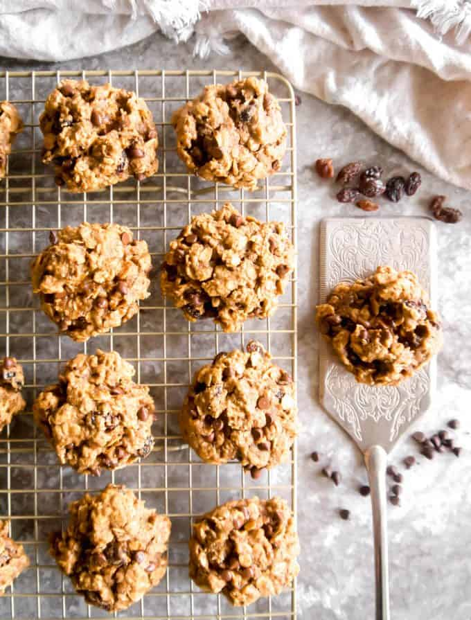 The Best Lactation Cookies (Dairy-free)   Perchance to Cook, www.perchancetocook.com