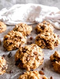The Best Lactation Cookies (Dairy-free) | Perchance to Cook, www.perchancetocook.com