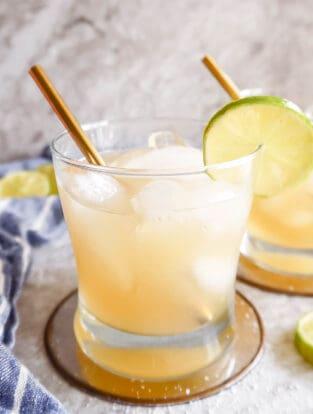 Cointreau Margarita Recipe | Perchance to Cook, www.perchancetocook.com